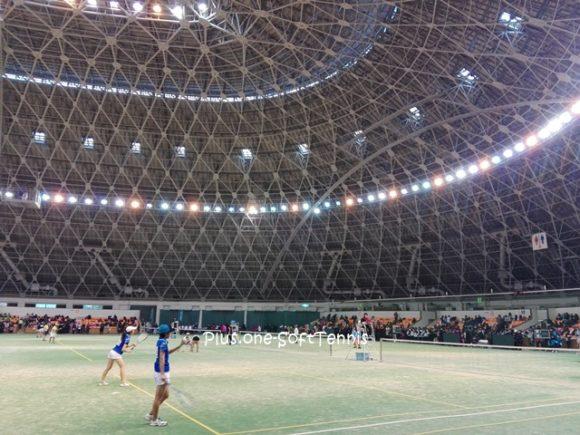 高校ソフトテニス 近畿インドア2017[結果・動画] 長浜ドーム