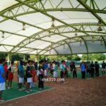 滋賀県ソフトテニス 高校OBOG交流対抗戦2014