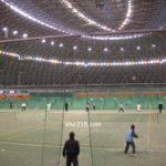 滋賀県ソフトテニス 県インドア大会2009