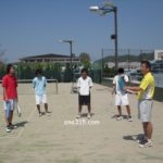 滋賀県ソフトテニス 国体選手選考予選会一次予選2010