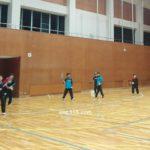 ソフトテニス練習会 2017/01/30(火)