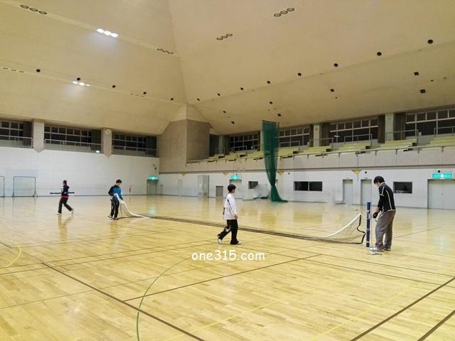 ソフトテニス練習会 2017/02/10(金)