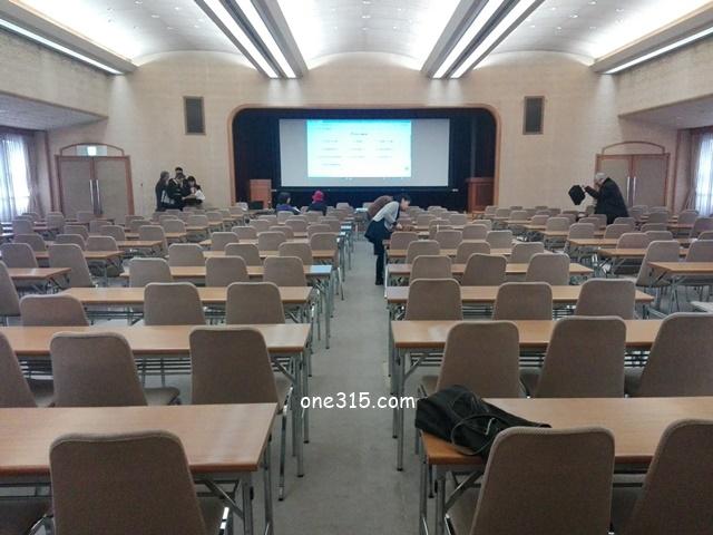 県庁へNPO法改定説明会とポータルサイトの説明会に行って来ました。