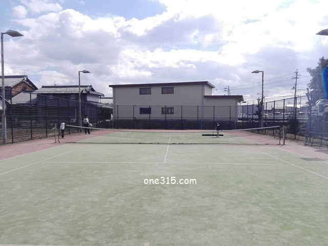 ソフトテニス練習会 2017/02/24(金)未経験から。