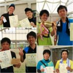 滋賀県ソフトテニス 東近江市春季2014
