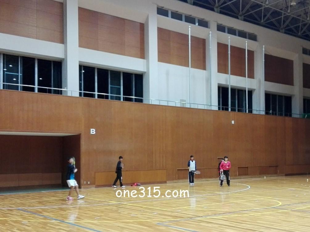 ソフトテニス練習会 2017/02/28(火)