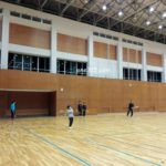 ソフトテニス練習会 2017/03/11(土)夜間