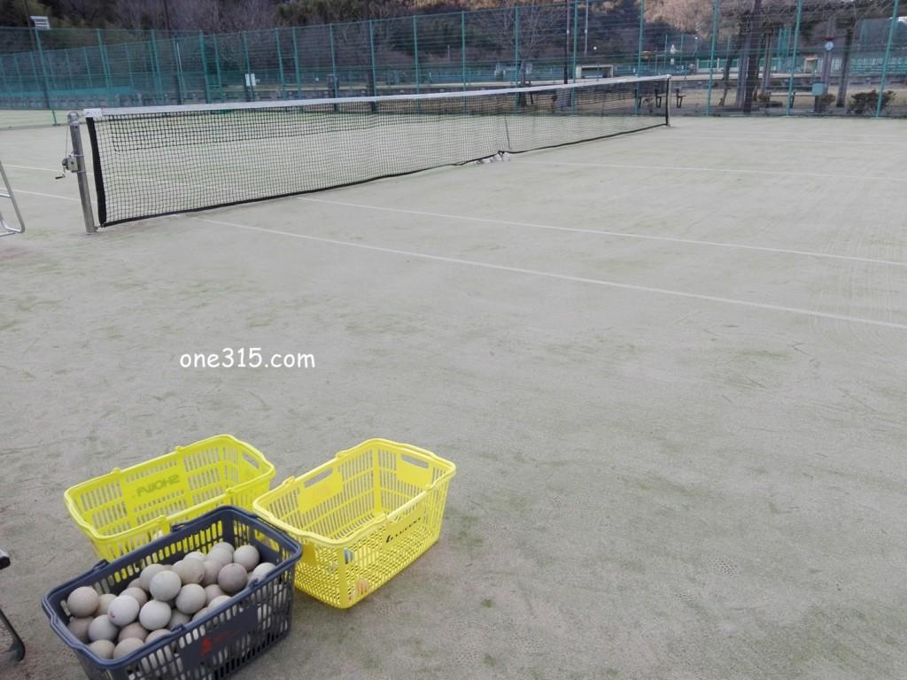 ソフトテニス練習会 2017/03/17(金)個別練習会