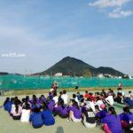 滋賀県野洲市ソフトテニス大会・春の個人戦2017