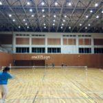 ソフトテニス練習会 2017/04 /25(火)