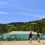 滋賀県近江八幡市ソフトテニス大会・春季2015[結果・動画]