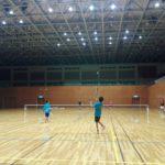 2017/05/30(火) ソフトテニス練習会