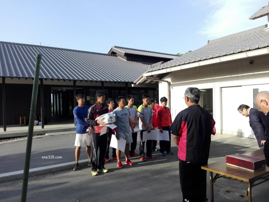近畿ソフトテニス選手権2017[結果・動画]@奈良県明日香庭球場