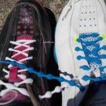 「結ばない靴紐」キャタピランがいい感じだったので二個目買いました。