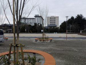 滋賀県長浜市・長浜市民庭球場・テニスコート