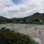 [テニスコート]滋賀県野洲市 希望ヶ丘文化公園