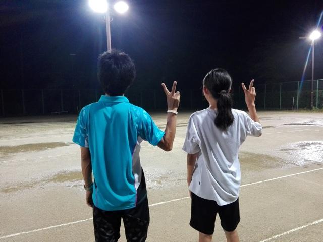 ソフトテニス個別練習会 2017/07/13(木)
