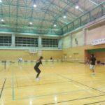 2017/07/12(水)夜間 ソフトテニス練習会@滋賀県近江八幡市