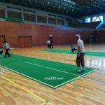バウンドテニスを体験してきました。@滋賀県近江八幡市