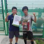 滋賀県近江八幡市奥井杯・夏季ソフトテニス大会2017