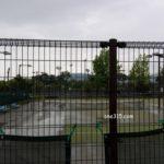 滋賀県ソフトテニス夏季大会2017・成年の部に出場しました。