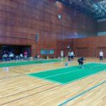 バウンドテニス 2017/08/02 @滋賀県近江八幡市