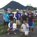 滋賀県野洲市ソフトテニス大会・夏の団体戦2017に参加して来ました。