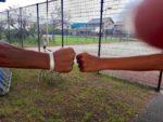 2017/08/28(月) ソフトテニス個別練習会