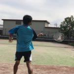 2017/09/24(日) ソフトテニス個別練習会