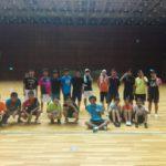 2017/08/29(火)ソフトテニス練習会