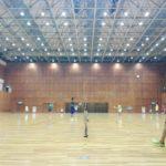 2017/9/25(月) ソフトテニス練習会@滋賀県近江八幡市