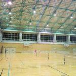 2019/02/13(水) スポンジテニス練習会(ショートテニス)@滋賀県近江八幡市