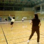 2017/9/27(水) スポンジボールテニス@滋賀県近江八幡市