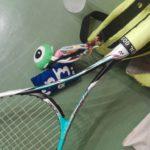 月曜日にソフトテニス練習会を行います。11月6日19時30分からサンビレッジ近江八幡体育館。