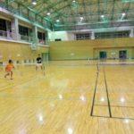 2017/10/11(水) スポンジボールテニス@滋賀県近江八幡市