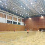 2017/10/03(火) ソフトテニス練習会@滋賀県近江八幡市