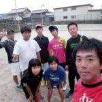 2017/10/01(日)ソフトテニス練習会・ゲームデー@滋賀県近江八幡市