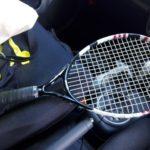 2017/10/11(水)バウンドテニスラケットを手に入れました。@滋賀県近江八幡市「八幡クラブ」