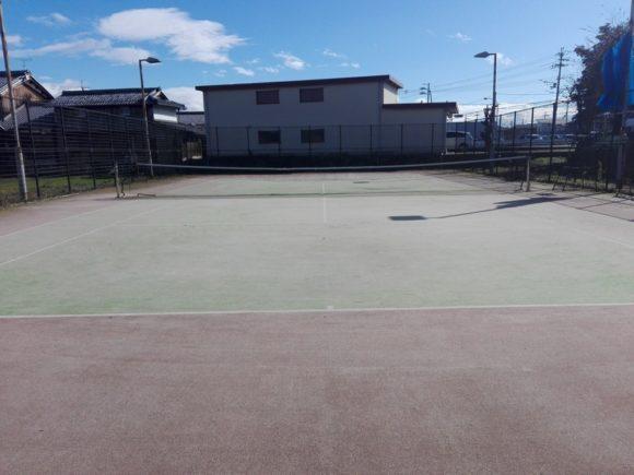 2017/11/19(日) ソフトテニス・個別練習会