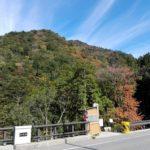 滋賀県・愛知川上流に紅葉を探しに。