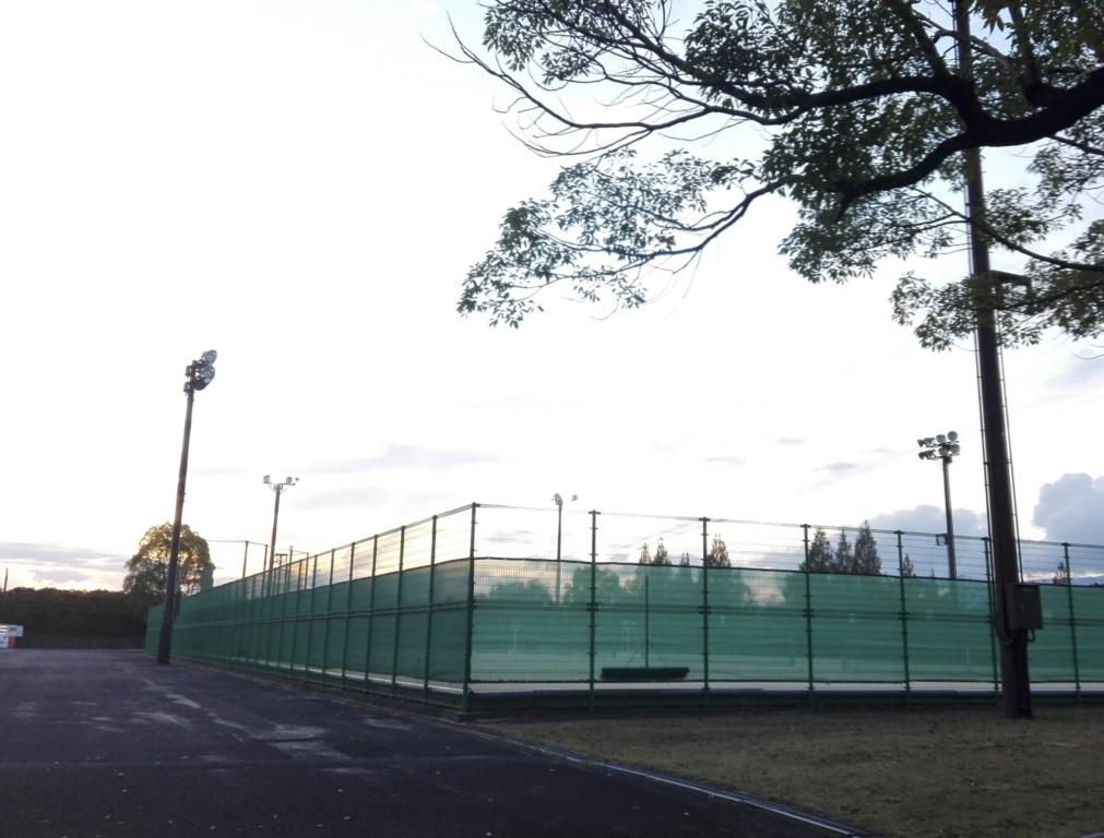 2017/11/23(木) 午後 ソフトテニス・個別練習会