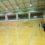 2017/11/20(月)  スポンジボールテニス@滋賀県近江八幡市