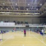 2017/11/18(土) 滋賀県野洲市ショートテニス大会2017に参加してきました。