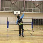 2018/02/18(日)夜間 ソフトテニス・練習会・ボレーボレーの会