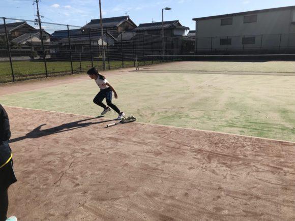 2017/11/25(土)午前 ソフトテニス練習会・未経験者向け@滋賀県近江八幡市
