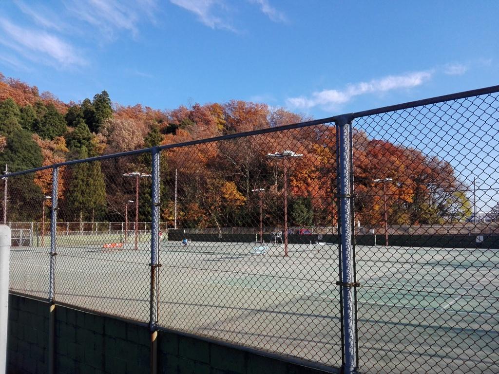 2017/12/3(日)午後 ソフトテニス・個別練習会 滋賀県長浜市浅井B&G海洋センター