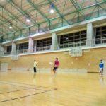 2017/11/27(月)ソフトテニス練習会@滋賀県近江八幡市