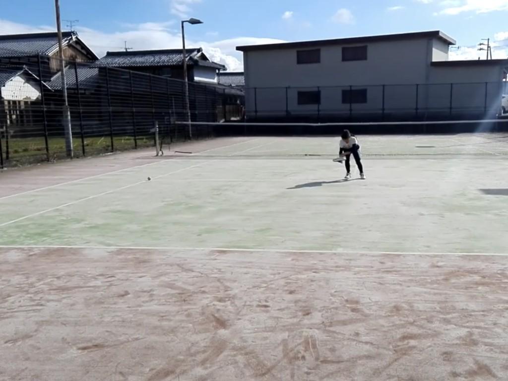 2017/12/09(土)午前 ソフトテニス練習会・未経験者向け@滋賀県近江八幡市