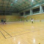 2017/12/6(水) スポンジボールテニス練習会(ショートテニス 、フレッシュテニス)