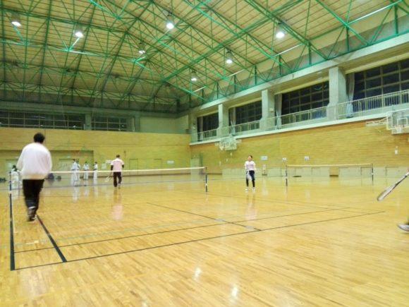 2017/12/13(水) スポンジボールテニス練習会(ショートテニス 、フレッシュテニス)